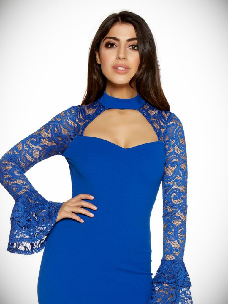Royal Blue Dress Quiz & Fashion Week Collections