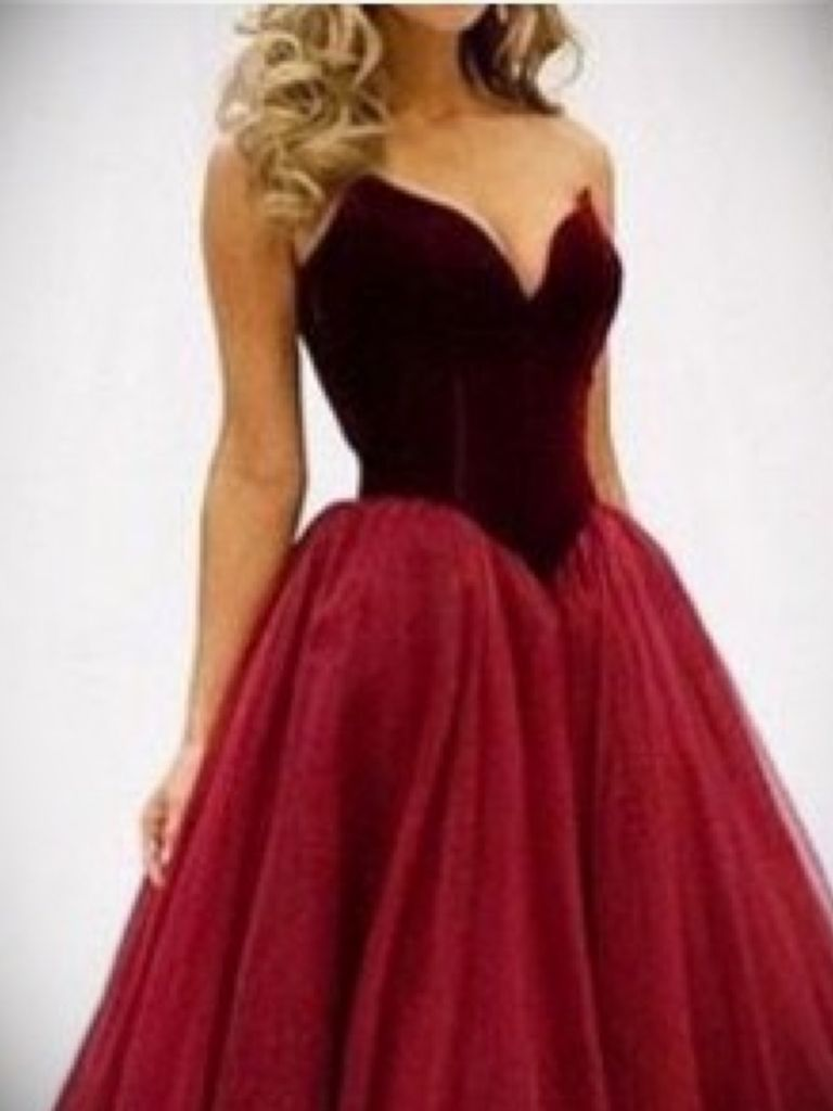 Short Dark Red Prom Dress And 19 Great Ideas 24 Dressi