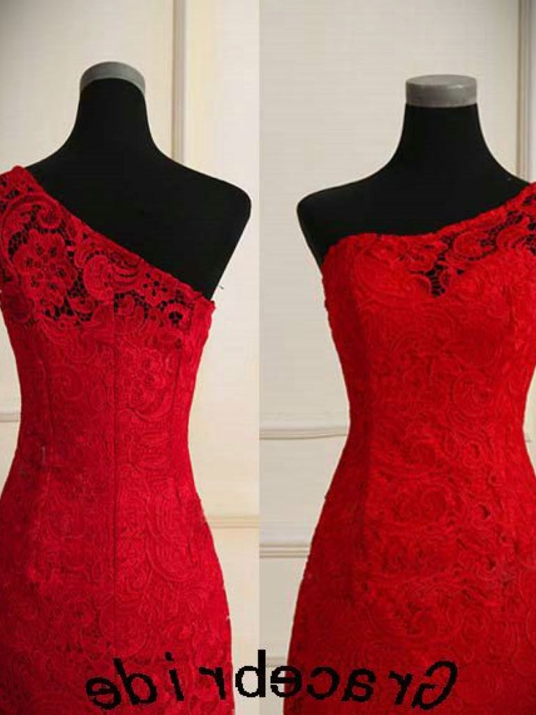 Short Dark Red Prom Dress And 19 Great Ideas