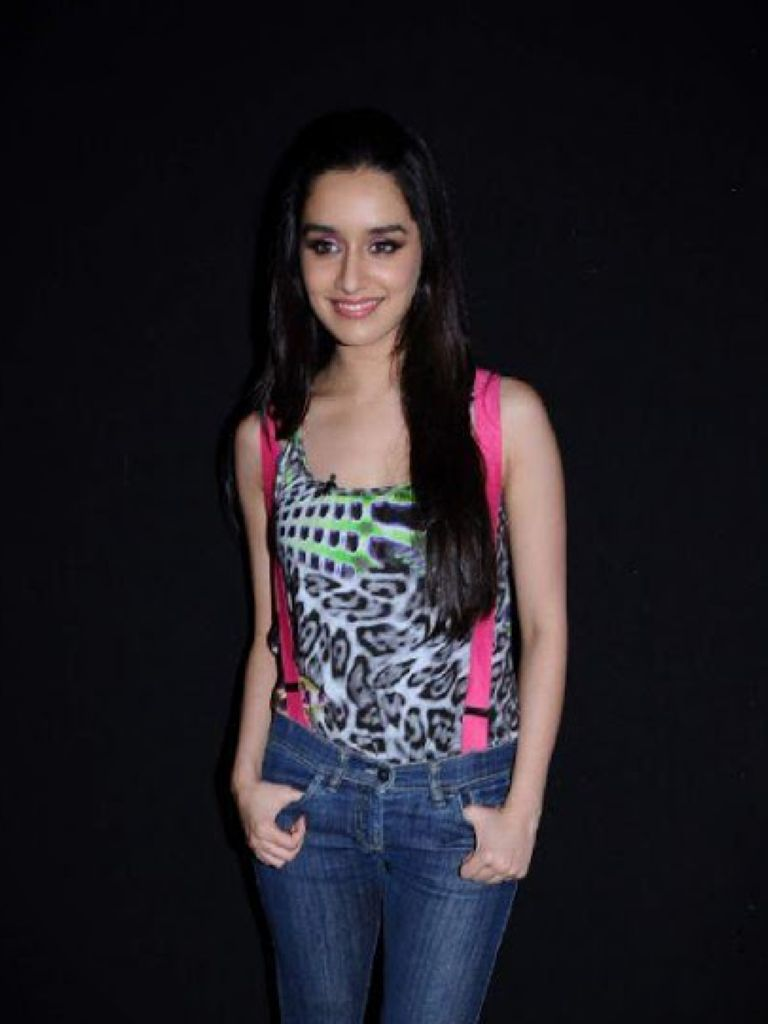 Shraddha Kapoor Without Dress