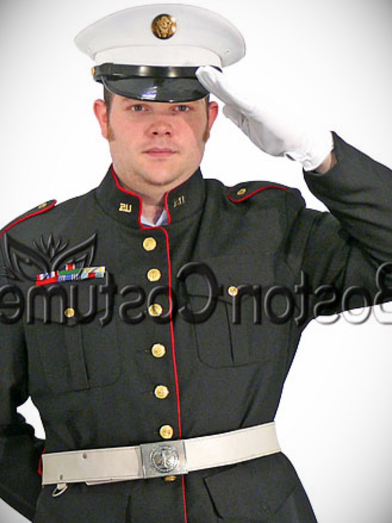 Usmc Dress Blues Buttons And 14 Best Images