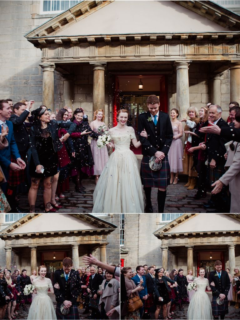 Vintage Wedding Dress Edinburgh