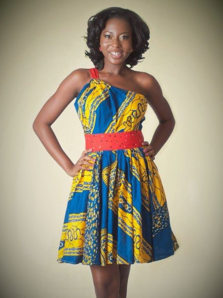 Kitenge Dresses Designs For Ladies