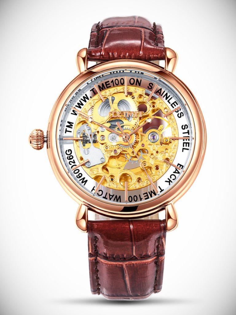 Affordable Automatic Dress Watch - 24 Dressi