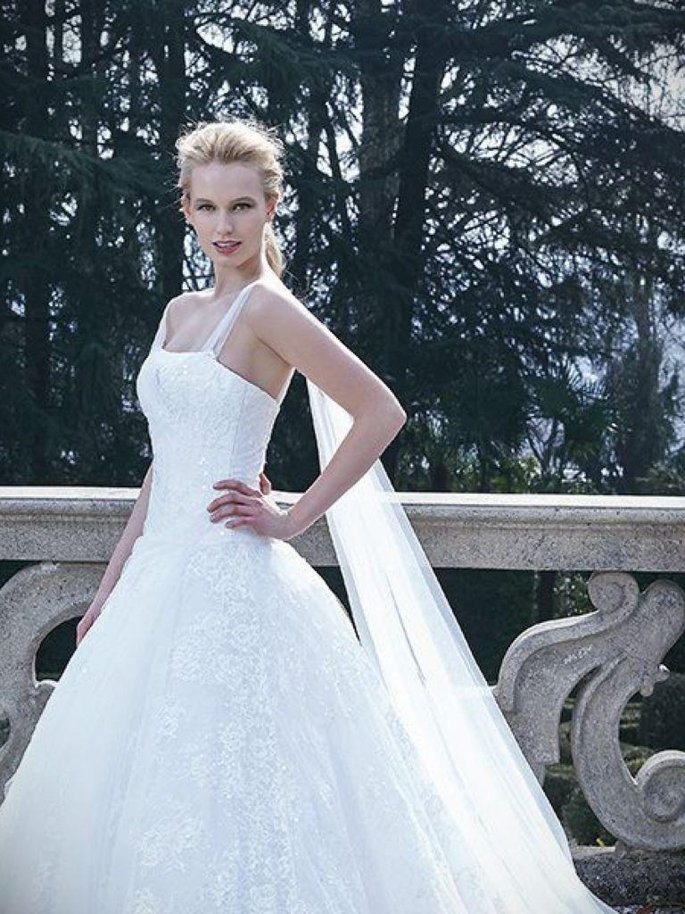 Beautiful Wedding Dress Pics