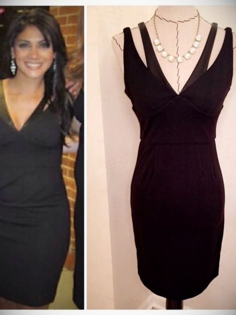 Boston Proper Holiday Dress & How To Get Attention