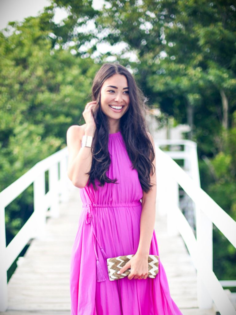Calypso St Barth Maxi Dress - How To Get Attention