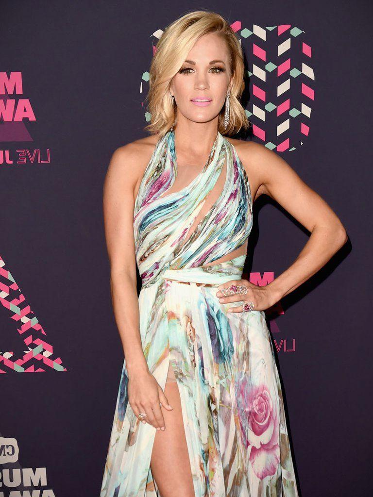 Carrie Underwood Style Dress