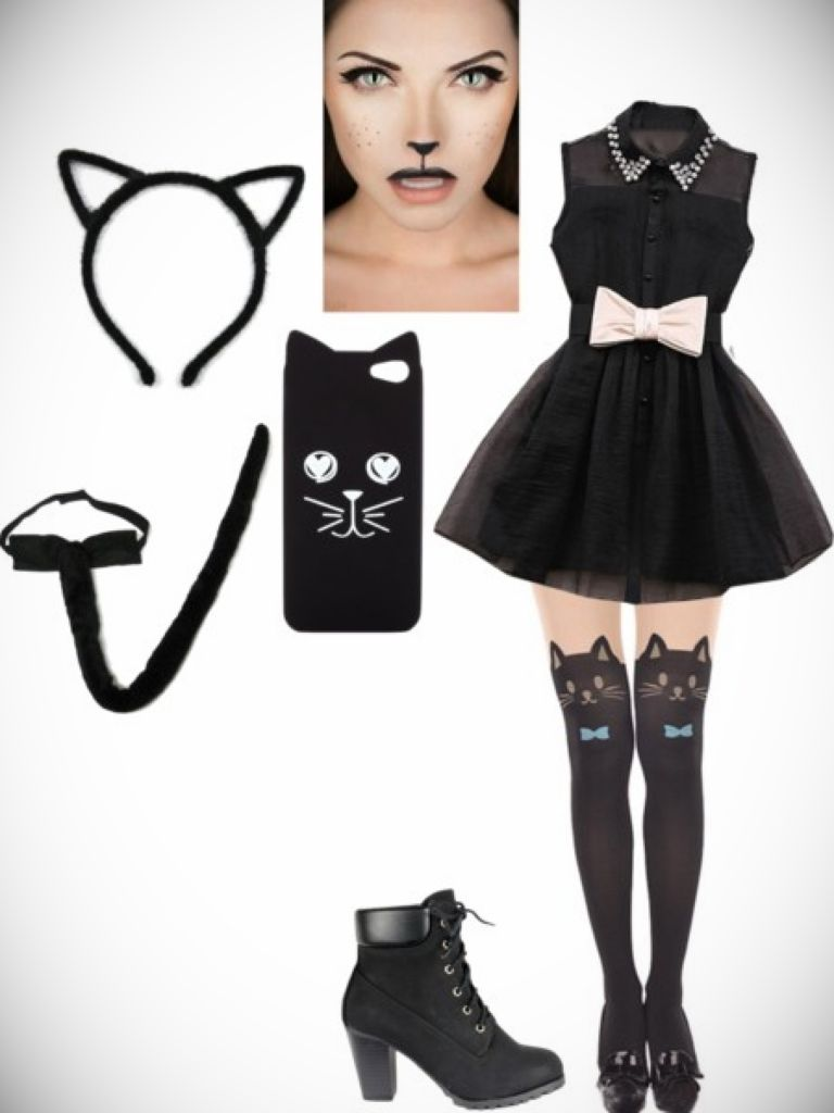 Cute Simple Black Dress And Make Your Evening Special