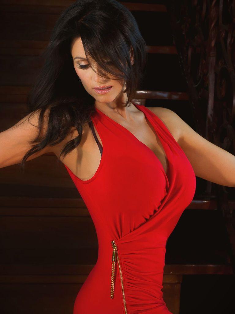 Denise Milani Hot Dress And Style 2017-2018