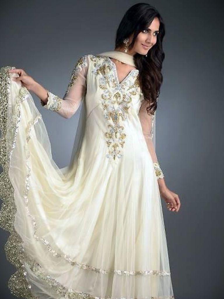 Indian Bridal Reception Dress