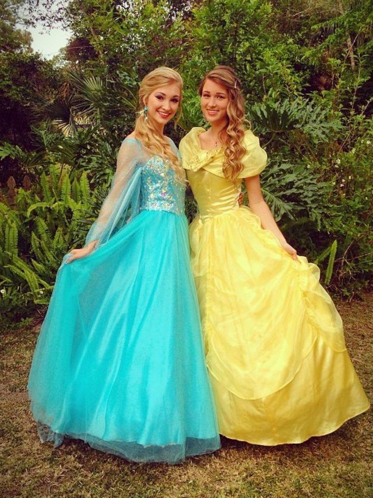 Disney Princess Real Dress: New Trend 2017-2018
