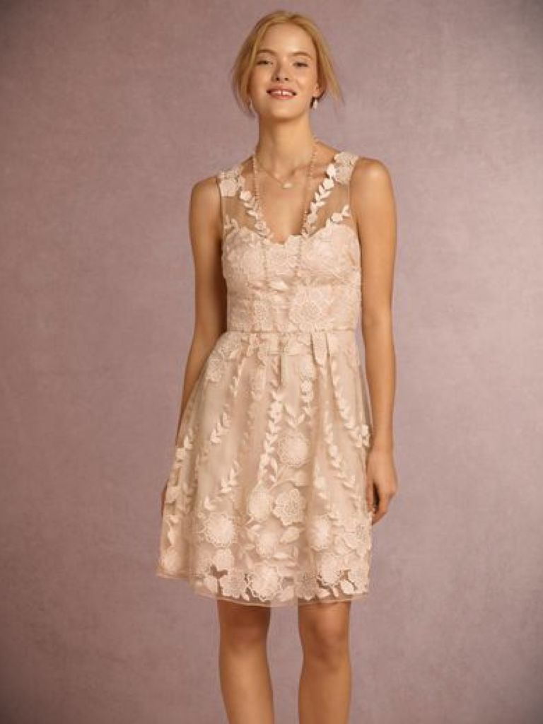 Dress For Wedding Short - Fashion Show Collection