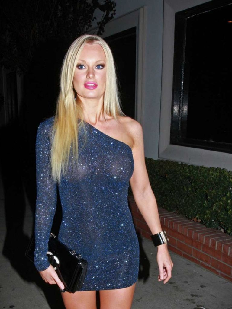 Famous See Through Dress: Make Your Evening Special