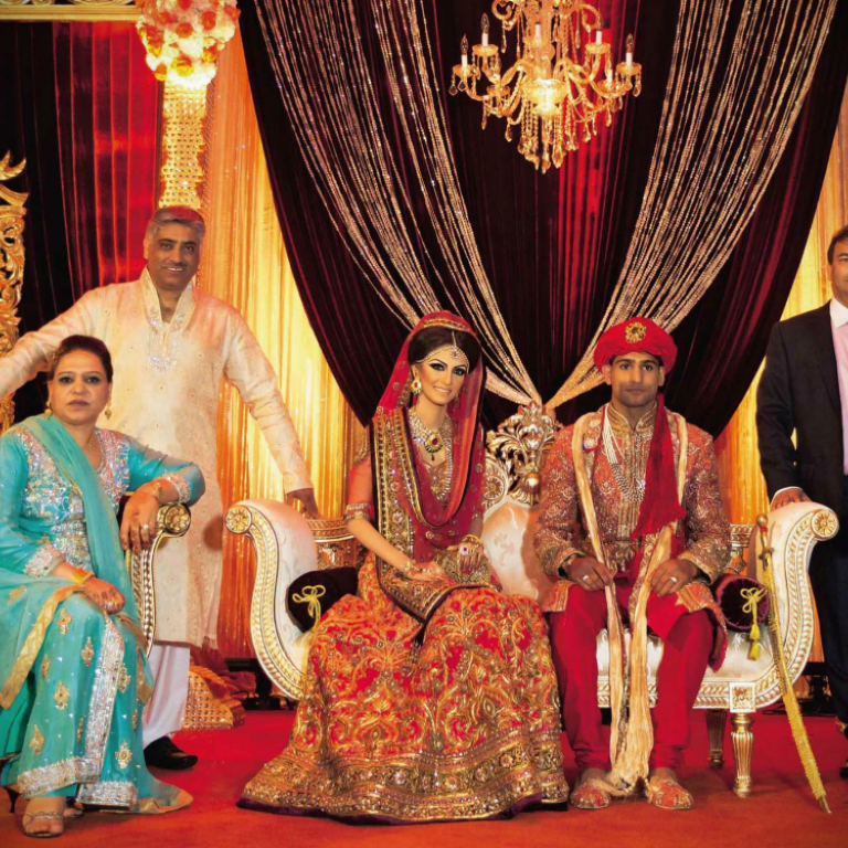 Faryal Makhdoom Wedding Dress
