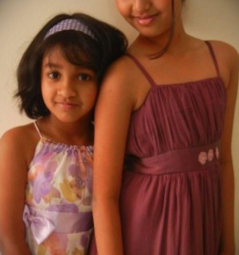 Indian Dress For Little Girl