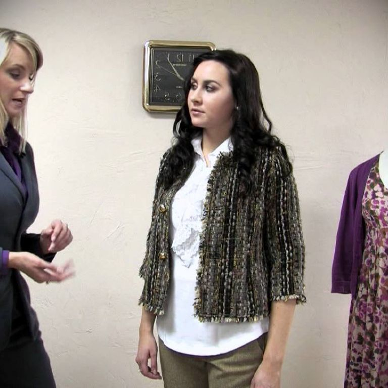 Informal Dress For Interview