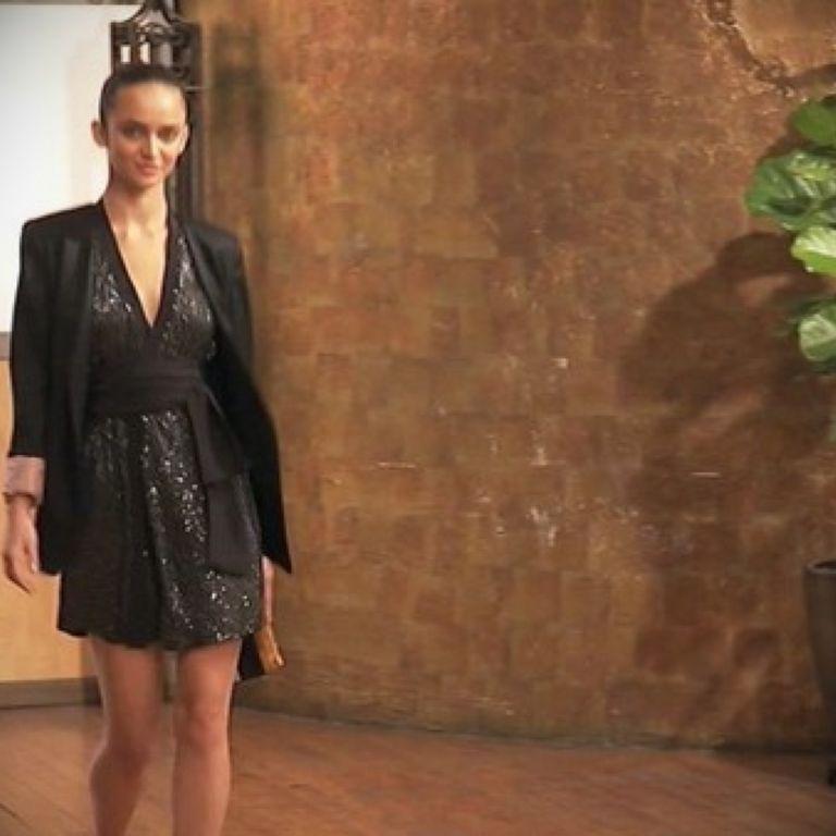 Kara Janx Kimono Dress - Style 2017-2018