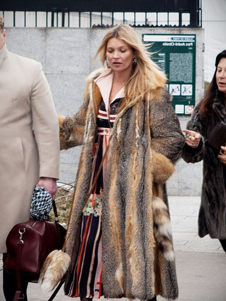 Kate Moss Long Dress - How To Look Good 2017-2018