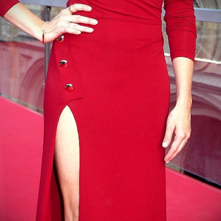 Mission Impossible Red Dress