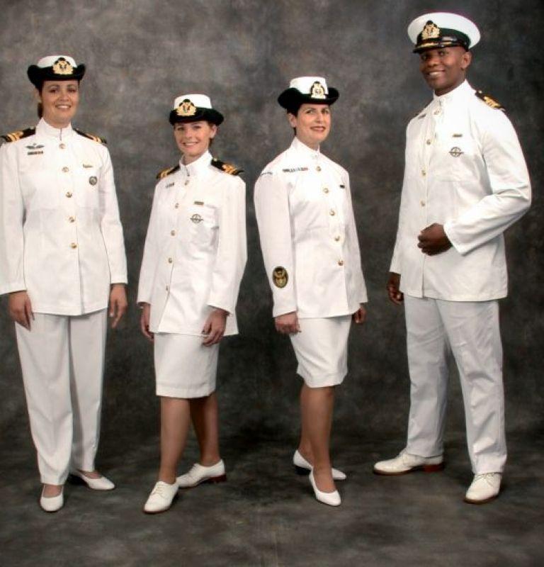 Navy Mess Dress Uniform Regulations