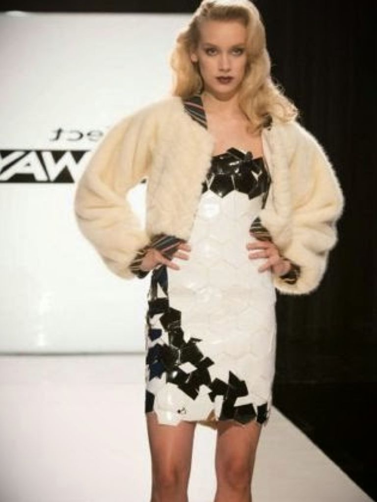 Project Runway Dye Dress And Top 10 Ideas