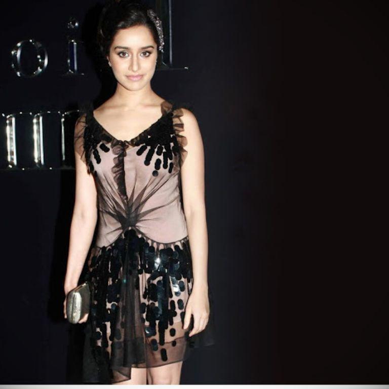 Shraddha Kapoor Without Dress
