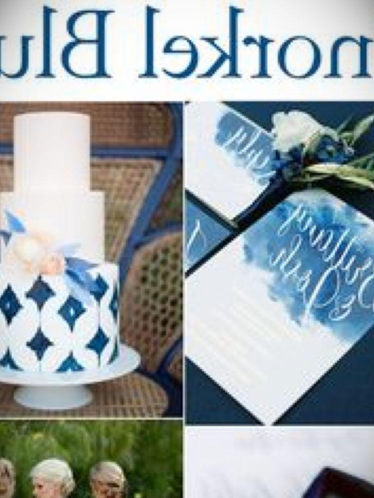 Snorkel Blue Bridesmaid Dress