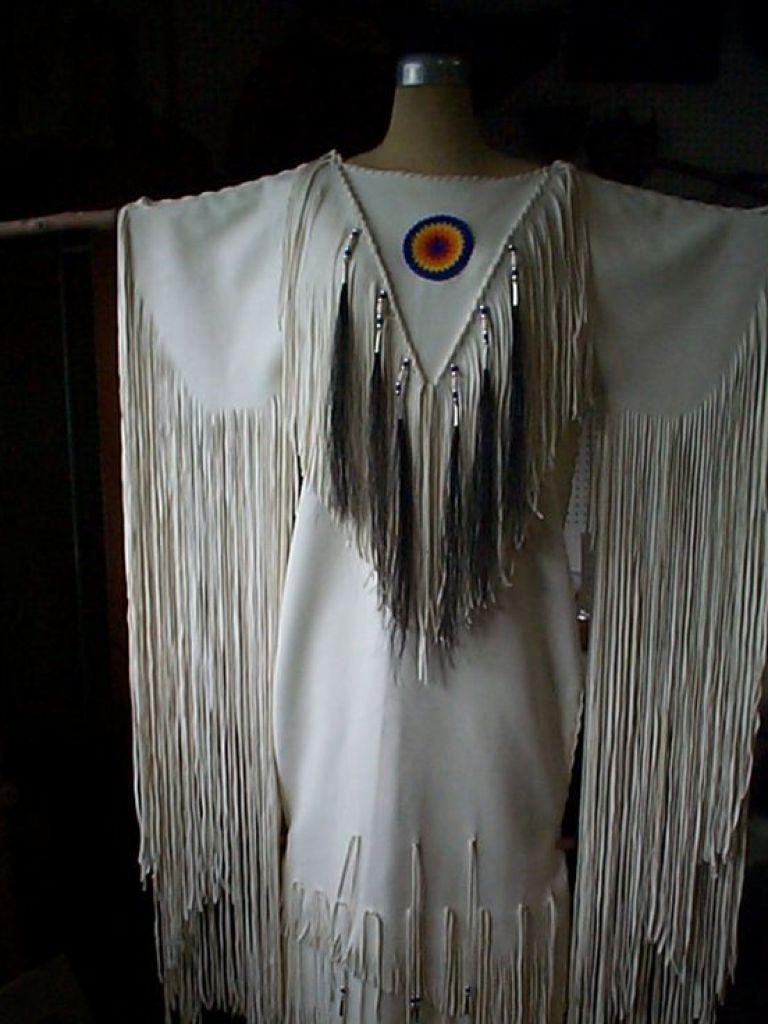 Traditional Navajo Wedding Dress