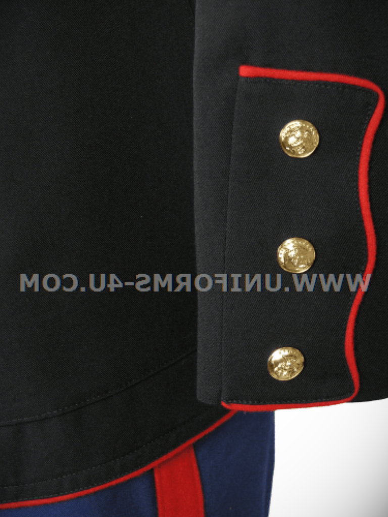 Usmc Dress Blues Buttons And 14 Best Images
