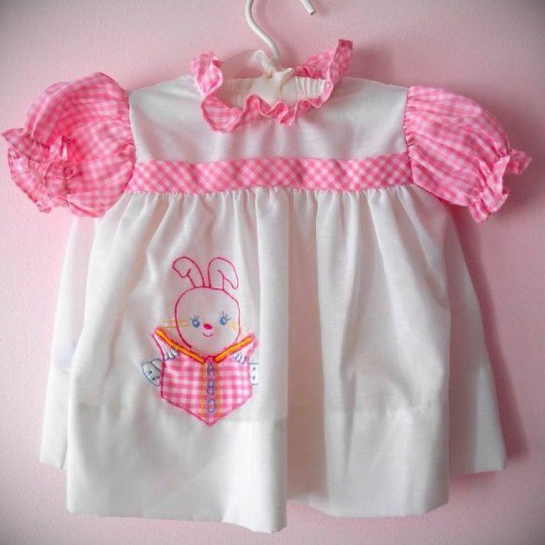 Vintage Easter Dress For Toddlers