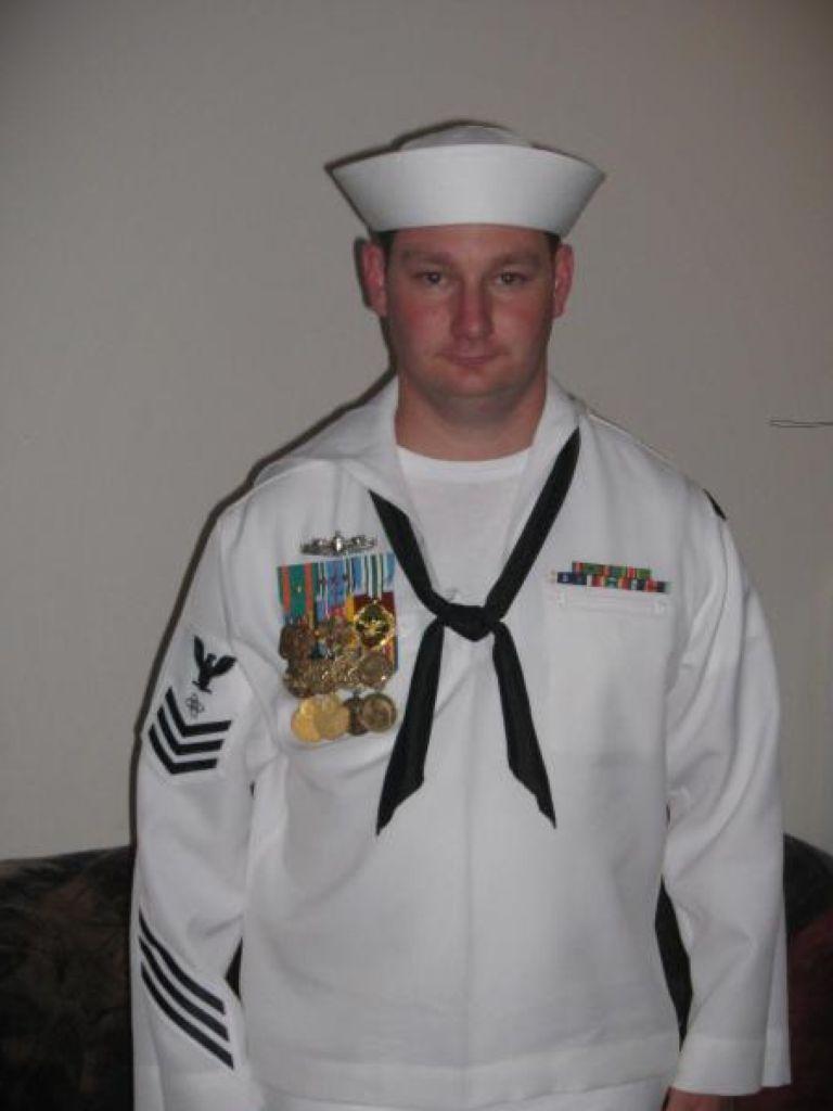 Navy Officer White Dress Uniforms